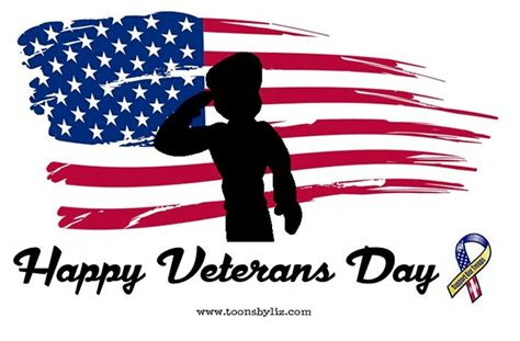 happy veterans day to army soldier free greeting card template veterans day clip clipart clipartxtras