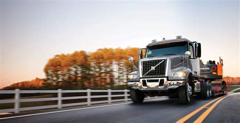 volvo trucks volvo vhd series for when you need to get the