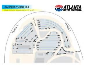 maps nascar atlanta motor speedway