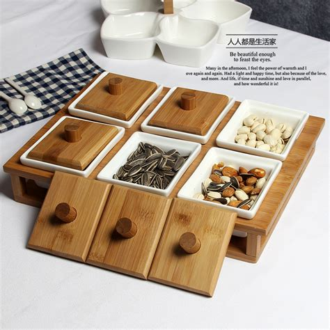 Kitchen Canisters Online online buy wholesale wooden spice box from china wooden