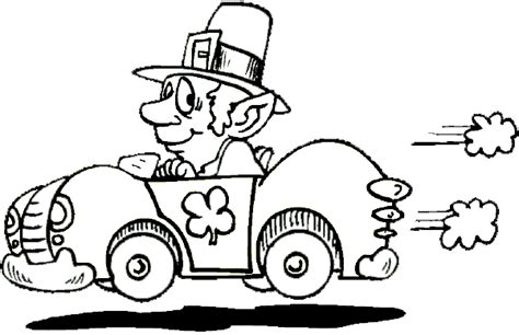 leprechaun coloring pages coloring pages to print