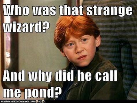 Ron Weasley Meme - pin by kasey kilger on nerds united pinterest dads