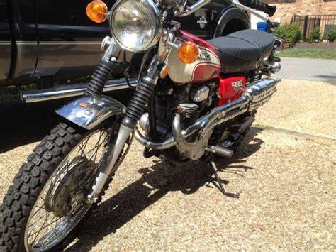 1972 honda cl350 scrambler for sale 1972 honda cl350 scrambler bike urious