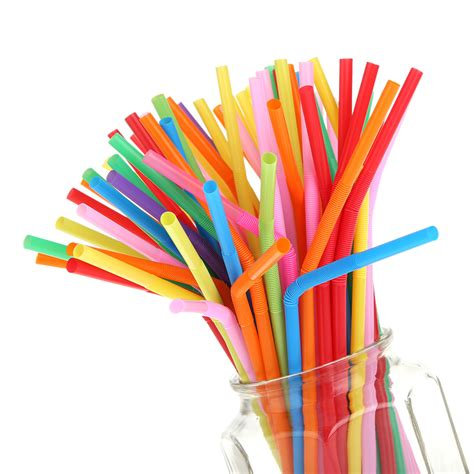 Home Decor Wholesale by Image Gallery Plastic Straws