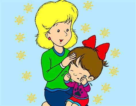 imagenes amor madre e hija dibujo de amor entre madre e hija pintado por irisrammus