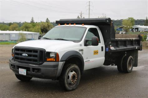 2006 Ford Truck by 2006 Ford Dump Trucks For Sale Used Trucks On Buysellsearch