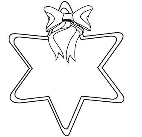 imagenes navideñas para imprimir y colorear imagenes de estrellas navide 241 as para colorear y compartir