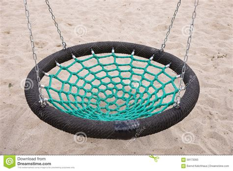 net swing net swing bench stock photo image 59173393