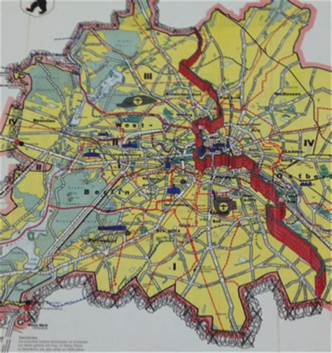 germany map 1980 hon mention mapping divided berlin the politics of