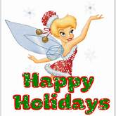 Happy Holidays words Free Christmas Clipart | free clipart Happy ...
