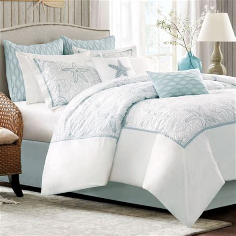 The Bay Bedding Sets Bay Embroidered Coastal Comforter Bedding