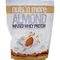 protein n more nuts n more almond infused whey protein on sale at