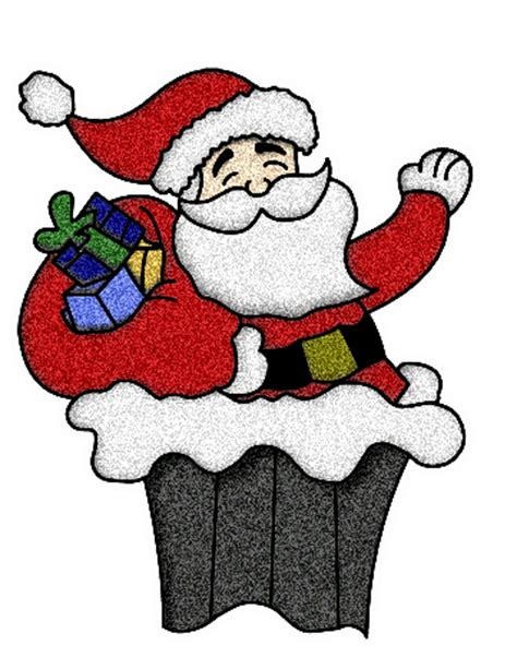 santa claus christmas picture