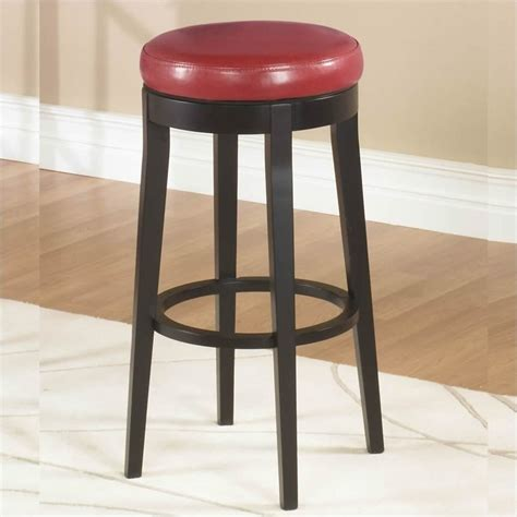 26 quot backless swivel counter stool in lc450bare26