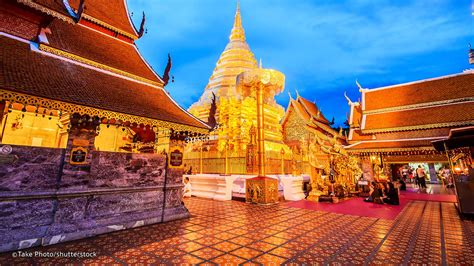Chiang Mai Hotels, Tours, Shopping, Nightlife and Chiang ...