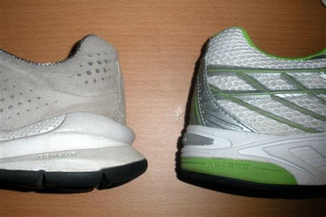 differences between running shoes vs walking shoes