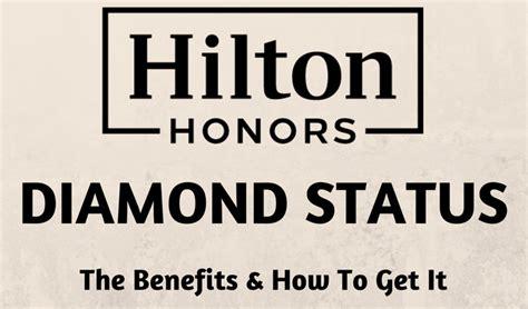 Hilton Honors Diamond Status | no home just roam
