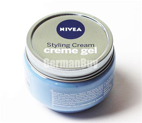 nivea hair styling cream gel ideal for perfect hairstyle nivea cream for hair om hair