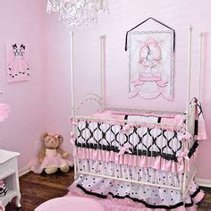 1000 Images About Crib Bedding Sets On Pinterest Parisian Nursery Decor