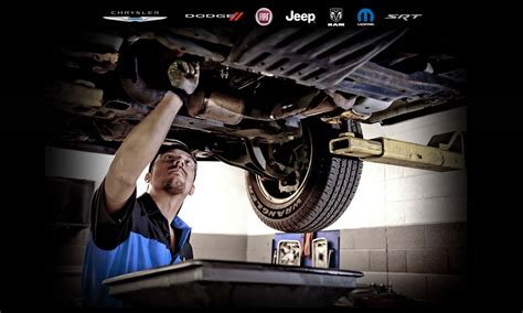 Jeep Service Chryslerjeepdodgeservicespecials Stick With The
