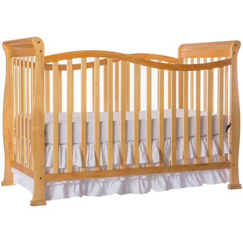 Dream On Me Violet 7 In 1 Convertible Life Style Crib Organic Baby Cribs
