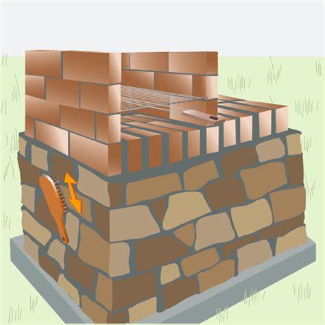 Du Mba Orientation Bbq by Construire Un Barbecue En Barbecue