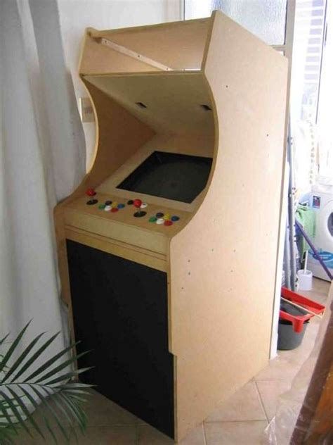 build your own arcade cabinet uk diy arcade cabinet plans woodworking projects plans