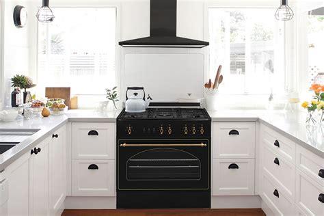 cocinas rusticas ideas electrodomesticos