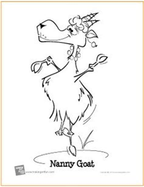 nanny goat coloring page free coloring pages disney pixar animals holidays on