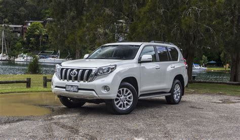 Toyota Prado 2016 Toyota Landcruiser Prado Vx Term Report One