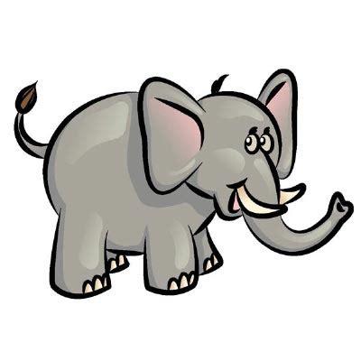 imagenes infantiles elefantes un elefante pequenin