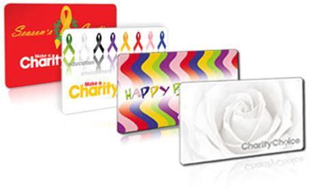Charitable Gift Cards - charity gift cards taranta