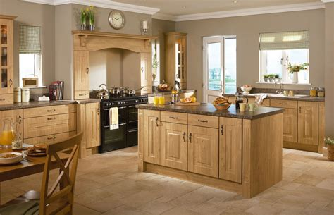 Oak Kitchen Design Premier Rosapenna Kitchen Doors In Winchester Oak By Homestyle