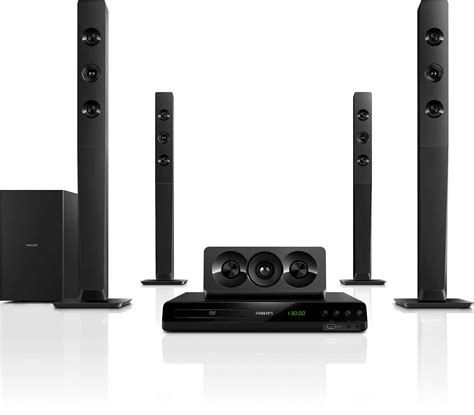 sistema de home theater 5 1 htd5570 78 philips