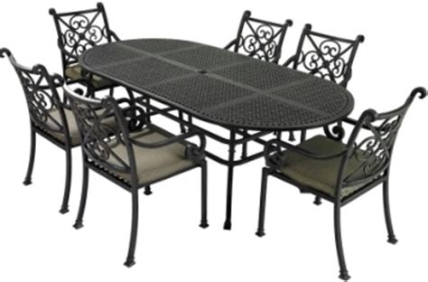 meuble jardin metal entretenir le mobilier de jardin en m 233 tal