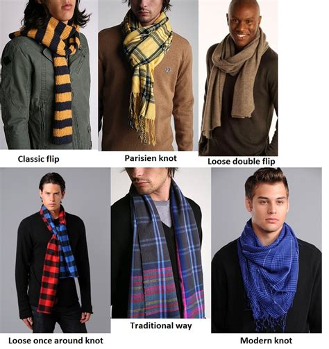 how can wear scarves s clothes