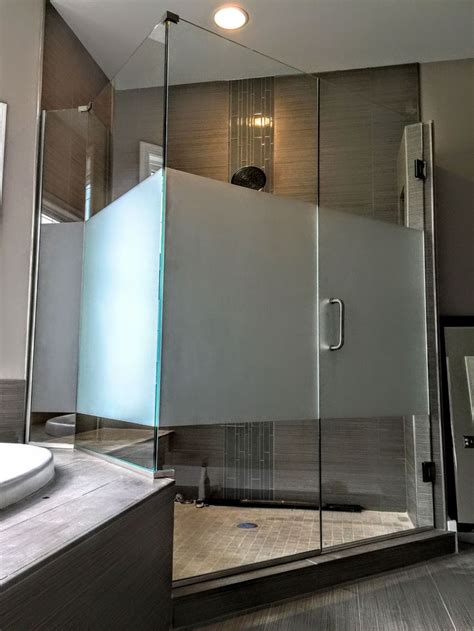 Privacy Glass Shower Doors 15 Best Shower Door Frosted Inspiration Images On Pinterest Stained Glass Window