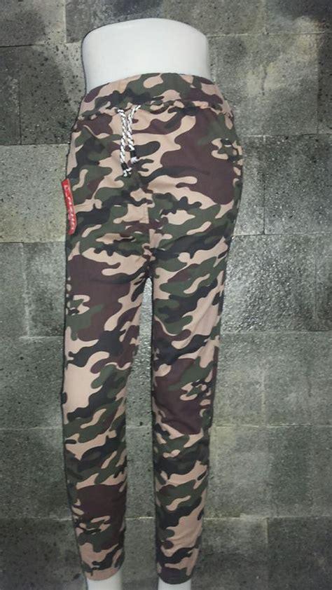 Baju Stelan Celana Panjang Hartina Dari Pasar Grosir Pekalongan grosir celana jogger wanita katun rp 22 000 murah