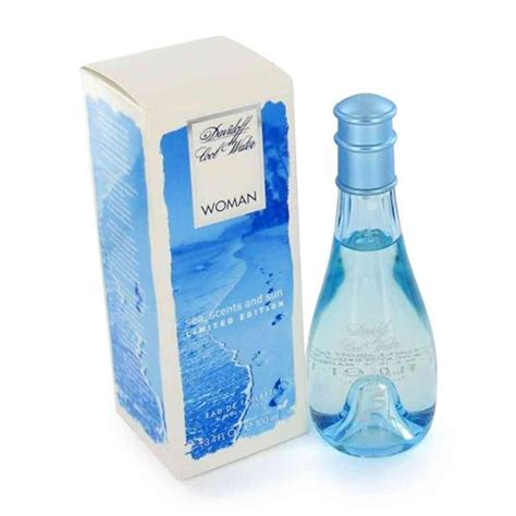 Cool Scents cool water sea scents and sun perfume by davidoff compare prices