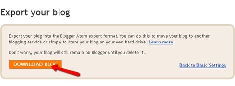 blogger xml to wordpress how to convert your blog to pdf and have a back up