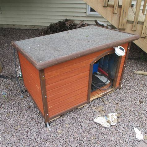 heated dog house pad cers kennel dog houses in aberdeen south dakota by s s auction llc