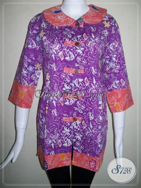 Baju Bola Untuk Wanita baju batik model modern dan terkini untuk wanita kerja bank bls622c l toko batik 2018
