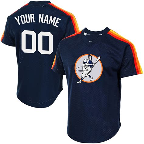 design jersey custom new astros navy men s customized throwback new design