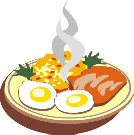 download breakfast clip art free clipart of breakfast food cereal toast eggs amp more