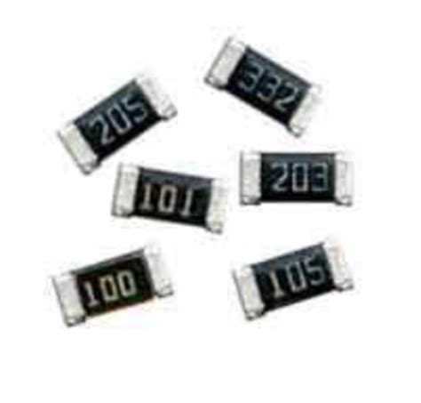 nilai resistor smd 220 28 images smd 1 4w 220 smd chip resistor type 1206 220 194 ohm at