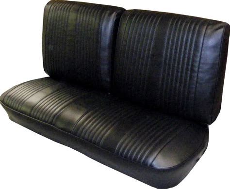 front split bench seat 1967 pontiac tempest custom front split bench seat cover