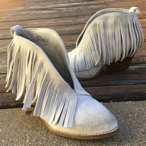 Kiddo 322 1 Flat By C Boutique 1000 ideas about fringe booties on boots