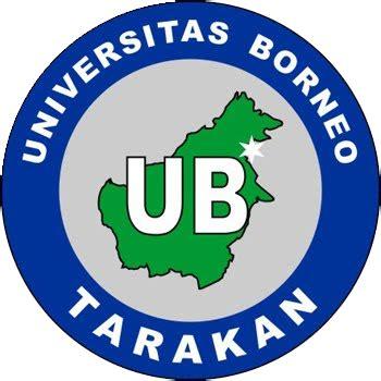 Logo Background Putih logo universitas borneo tarakan tanpa background putih
