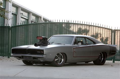 dodge 70 charger bicycle chion builds the 1970 dodge charger of his dreams