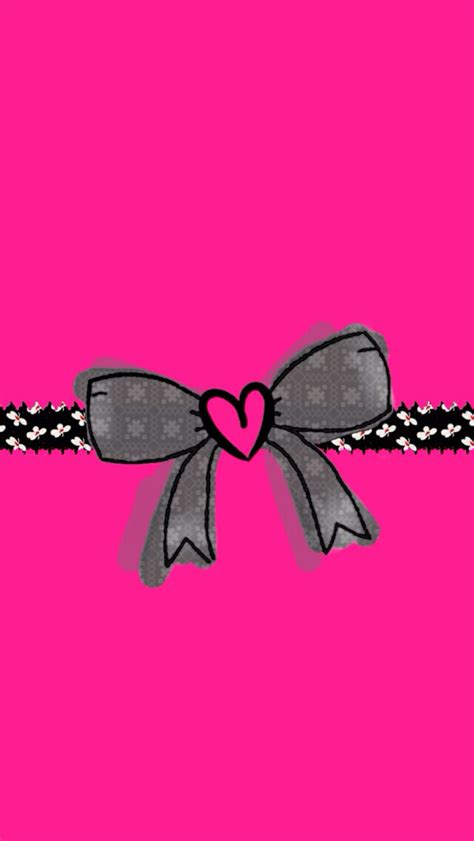 wallpaper ribbon cute ribbonpink image 1547196 by aaron s on favim com